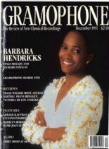 Gramophone – December 1991