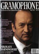Gramophone – May 1992