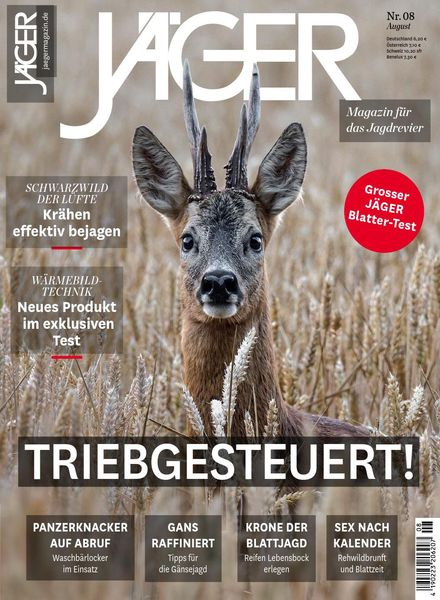 Jager – August 2021