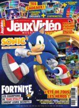 Jeux Video Magazine Junior – Juillet-Aout 2021