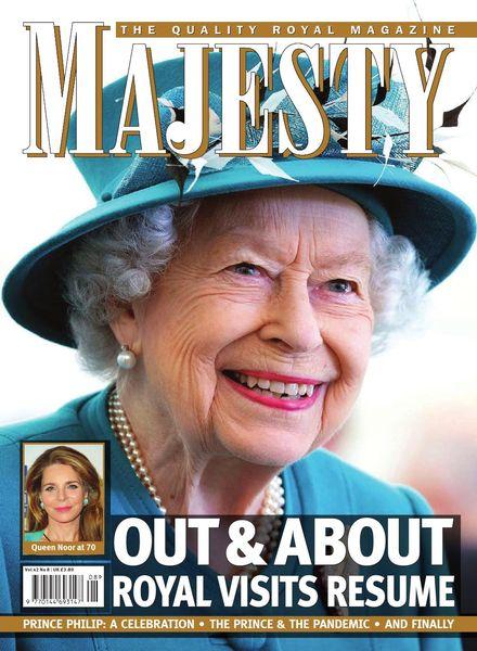 Majesty Magazine – August 2021