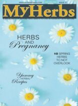My Herbs – Issue 12 – April-June 2019