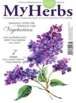 My Herbs – Issue 16 – April-June 2020