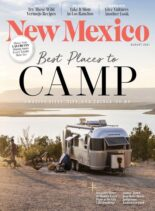 New Mexico Magazine – August 2021