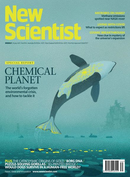 New Scientist Australian Edition – 24 July 2021