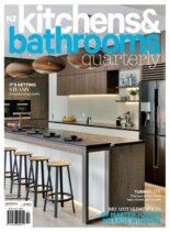 NZ Kitchens & Bathrooms Quarterly – Vol 26 N 3 2019