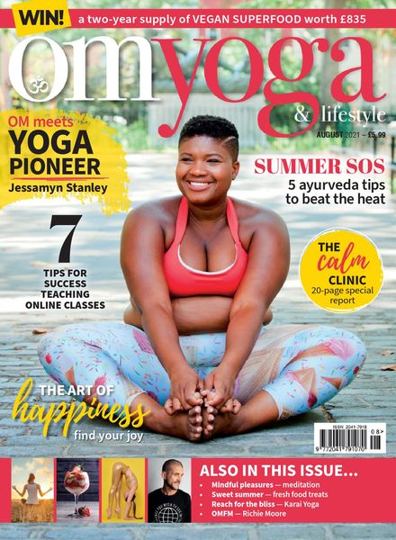 OM Yoga & Lifestyle – August 2021