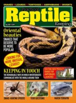 Practical Reptile Keeping – July 2021