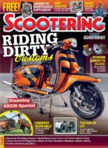 Scootering – August 2021