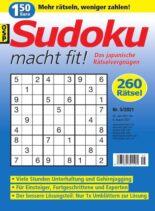 Sudoku macht fit – Nr.5 2021