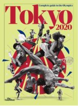 The Guardian Olympics Tokyo 2020 – July 17, 2021