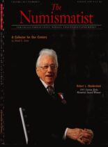 The Numismatist – August 1993