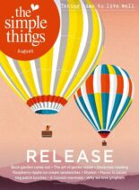 The Simple Things – August 2021