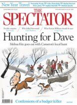 The Spectator – 29 December 2012