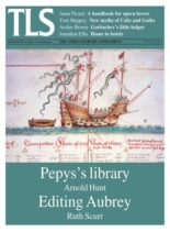 The Times Literary Supplement – 18 March 2016