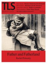 The Times Literary Supplement – 4 March 2016