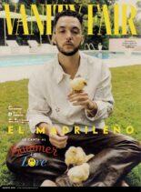 Vanity Fair Espana – agosto 2021