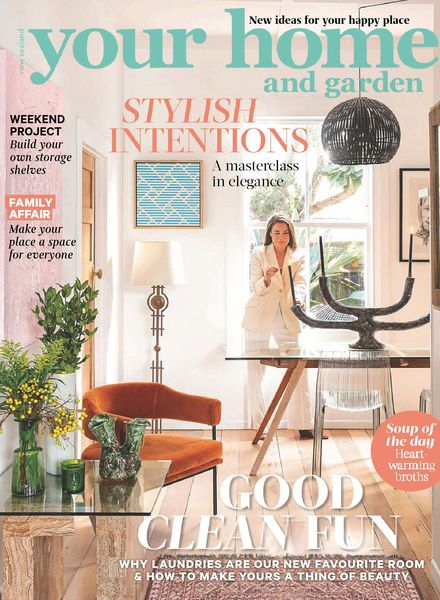 Your Home and Garden – August 2021