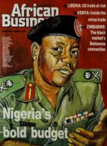 African Business English Edition – February 1989