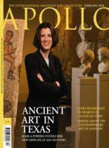 Apollo Magazine – February 2008