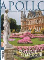 Apollo Magazine – July & August 2007