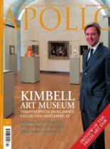 Apollo Magazine – October 2007