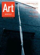 Art Monthly – Jul-Aug 2006