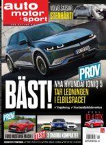 Auto Motor & Sport Sverige – 20 juli 2021