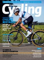Canadian Cycling – August 2021