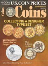 Coins – September 2021
