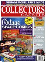 Collectors Gazette – August 2021