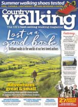 Country Walking – August 2021