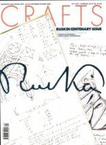 Crafts – September-October 2000