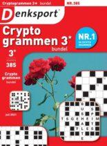 Denksport Cryptogrammen 3 bundel – 15 juli 2021