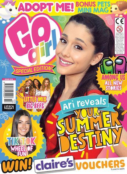 Go Girl – July 2021