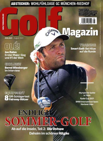 Golf Magazin – August 2021