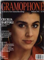 Gramophone – February 1992