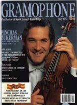 Gramophone – July 1992