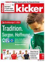 Kicker – 19 Juli 2021