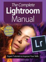 Lightroom Complete Manual – July 2021