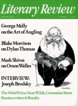 Literary Review – January 1986