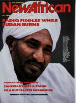New African – July 1988
