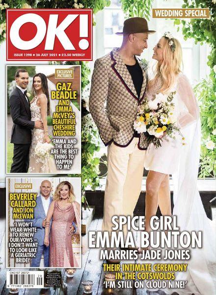 OK! Magazine UK – 26 July 2021