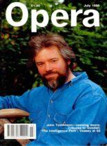 Opera – July 1990