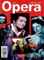 Opera – September 1990
