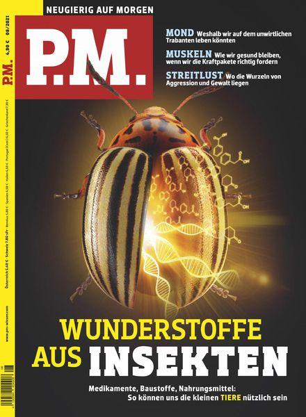 P.M Magazin – August 2021