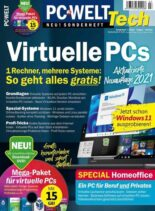 PC-WELT Sonderheft – 23 Juli 2021