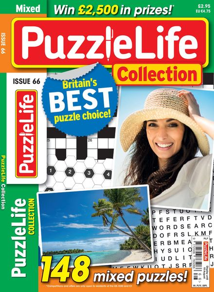 PuzzleLife Collection – 22 July 2021