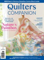 Quilters Companion – July 2021