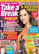 Take a Break – August 2021